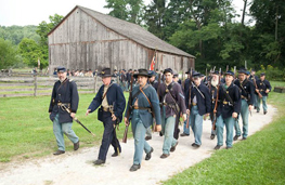 Hale Farm Reenactment