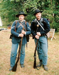 Civil War Reenacting is Hot! - DiscoveringOhio