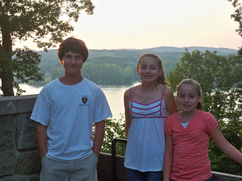 Kids at Mohican Lodge and Conference Center